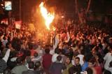 Anniversario di sangue al Cairo per la caduta di Mubarak
