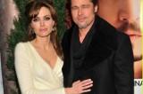 Brad Pitt e Angelina Jolie sono finalmente marito e moglie