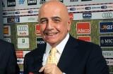 Galliani abbandona il Milan, gli applausi di Mourinho