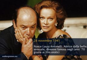 Laura Antonelli, la bella dei film osé compie 72 anni