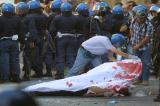 La Corte Europea pretende risposte sui fatti del G8 di Genova