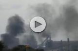 VIDEO – Taranto, Ilva: continuano le emissioni nocive