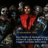 Thriller, il 30 novembre 1982 usciva l'album più venduto di sempre