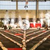 Video – Il suggestivo domino di libri da record di Anversa