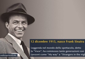 Frank Sinatra, la Voce 'Unforgettable'