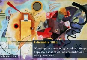 Kandinskij, l'anniversario del colore e dell'astrattismo