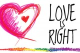 'Love is right', una manifestazione e un video per i diritti LGBT