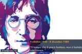 John Lennon: trentatré anni dalla morte di un cantore della pace