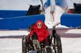 Al Polo Sud in bicicletta: il primato di Maria Leijerstam