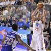 Basket, posticipo 8a giornata serie A: rimonta Roma, dramma Milano