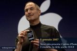 Il settimo anniversario del primo iPhone di Steve Jobs