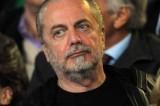 De Laurentiis è stufo, il Napoli può perdere il suo presidente