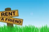 Ti senti solo? Affitta un amico su Internet a 21 euro l'ora