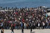 Avvistati 236 emigranti a Lampedusa: veloci soccorsi e nessuna vittima
