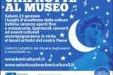 Una notte al museo, iniziative in tutta Italia