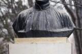FOTO. Allarme inquinamento in Cina: mascherine antismog ai monumenti