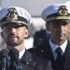 Marò, Latorre rientra in Italia con un permesso a fini terapeutici