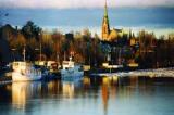 Una cultura 21 capitali, la fredda Umea dal cuore europeo