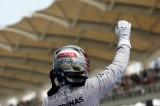 Le 10 foto più belle del GP della Malesia di Formula 1
