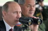 Putin snobba Obama ed esalta le forze armate russe