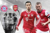 Champions League: Bayern Monaco – Arsenal 1-1. Il video e le immagini. Rivivi il live