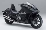 La Honda lancia la moto del futuro che sembra quella di Batman