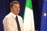 Renzi, prima nega aumento tasse su Twitter poi saluta Bruxelles