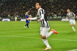 VIDEO GOL Tevez travolgente, domina lui Juventus-Parma