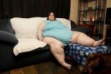 La donna più grassa del mondo vuole sposare il fidanzato ventiduenne