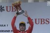 Formula 1, GP Cina 2014: Hamilton trionfa a Shanghai, Ferrari sul podio
