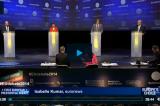 Elezioni europee: primo confronto storico tra i leader. Chi ne parla?