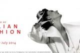 The Glamour of Italian Fashion, la moda italiana in mostra a Londra
