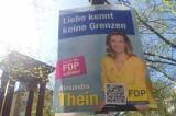 Lo scherzo pornografico alla candidata tedesca per le Europee