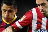 VIDEO GOL Barcellona – Atletico Madrid 1-1 (Sanchez, Godin): Simeone vince la Liga