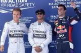 GP Spagna 2014: prima fila Mercedes, per Hamilton è pole