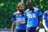 Balotelli, ritiro azzurro con insulti. 'Succede solo a Roma e Firenze'