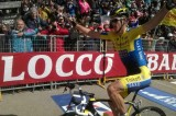 Giro d'Italia, 20a tappa: lo Zoncolan a Rogers, Quintana in trionfo
