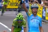 Nibali, che campione! La maglia tricolore suona la carica per il Tour