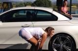 Sexy autolavaggio, iniziativa sarda anti crisi
