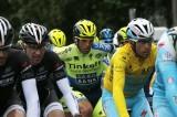 Tour de France: Nibali soffre ma contiene Contador, tappa a Kadri