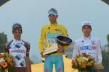 Nibali, Aru e l'ora: l'indimenticabile 2014 del ciclismo