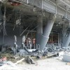 Ucraina, bombardato lo stadio dello Shakhtar Donetsk