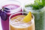 Solo frutta e verdura per i centrifugati del benessere