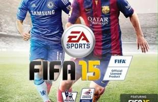 Fifa15: ci sarà Hazard in copertina con Messi