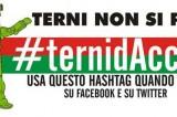 #Ternidacciaio, la lotta per il lavoro conquista i social