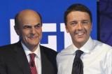Bersani e l'antirenzismo non credibile