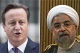 Guerra all'Isis, storico incontro tra Cameron e Rouhani