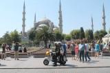 Vespa Raid to Armenia: Istanbul – Alexandroupolis