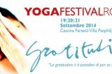 YogaFestival, la capitale abbraccia l'arte della meditazione