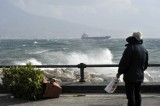 Maltempo vento forte e neve sull'Italia, prima vittima a Catania